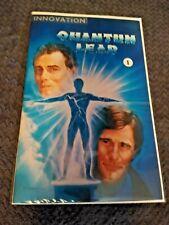 Quantum Leap #1 Nm 1991 Innovation Comics - Taylor cover
