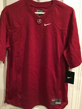"""NEW ALABAMA""""NIKE"""" TEAM JERSEY OFFICIAL LICENSED COLLEGIATE PRODUCTS-YOUTH EXLARG"""
