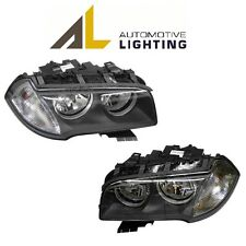 BMW E83 X3 2007-2010 Pair Set of Left & Right Halogen Headlight Assemblies OEM