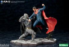 IN STOCK - Kotobukiya BATMAN V SUPERMAN ARTFX+ Statues ( Set of 2 )