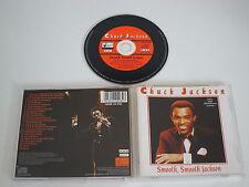 CHUCK JACKSON/SMOOTH, SMOOTH JACKSON(NEM CD 993) CD ALBUM