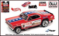 """New Auto World Tom """"The Mongoose"""" McEwen Legend of the 1/4 Mile Fits AW, AFX"""