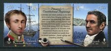 Pitcairn Islands 2018 MNH Constitution Russell Eliott 2v Set Boats Ships Stamps