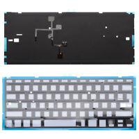 For Apple MacBook Air 13 A1369 1466 Backlight Backlit Keyboard UK Layout English