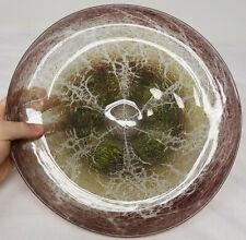 Antique Vintage WMF Style Ikora Bowl Decorative Centerpiece Art Glass