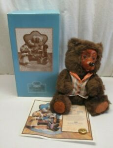 "RAIKES HOME SWEET HOME 1988 COLLECTION ""JASON BEAR"" 2753 OF 10,000 MIB"