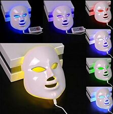 Huini LED Photon Therapy 7Color Light Treatment Rejuvenation Mask WX88