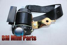 BMW E53 X5 FRONT LEFT UPPER SEAT BELT WITH FORCE LIMITER72117138875