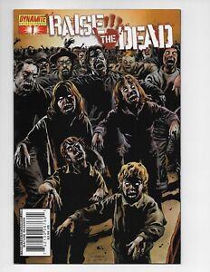 VF+ Raise the Dead #1,#2,#3 & #4