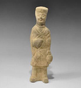Han Dynasty attendant