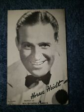 Horace Heidt 1940's-50's Mutoscope Music Corp of America Postcard