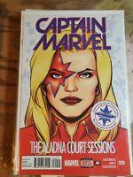 Captain Marvel #9 VF Marvel Comic Deconnick