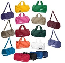 Liberty Bag New ECO Recycled Small Duffle Gym Workout Sport Ball Tote 8805-SALE!