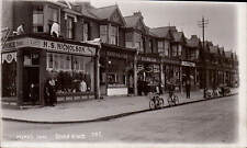 Seven Kings near Ilford. Meads Lane # 797. Nicholson, Raiman, Sinclair Shops