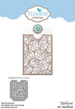 Moda Scrap-Rose Pocket  (1327)