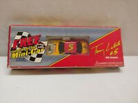 Vintage NASCAR 1997 Collectible 1/64 Mini Race Car #5 Terry LaBonte Kelloggs New