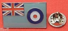 Air Force Flag Lapel Hat Cap Tie Pin Badge RAF Brooch