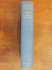 CHRISTIAN PERFECTION AND CONTEMPLATIONby Garrigou-Lagrange HC (on Aquinas)