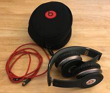 Monster Beats by Dr. Dre Solo Headphones - Matte Black (Read Below)