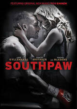 Southpaw (DVD, 2015)NEW!!!FREE FIRST CLASS SHIPPING !!