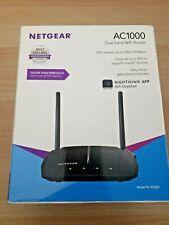 Netgear Dual Band WiFi Router Smart Fast Ethernet AC1000