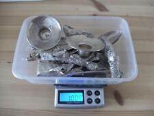 Antique Scrap Silver ou revendre Hallmarked 100.9 G