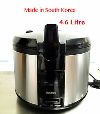 Best Korean Cuckoo 4.6Litre Very Large Capacity Brilliant Commercial Rice Cooker