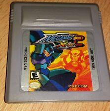 Mega Man X Extreme 2 Nintendo Game Boy NTSC