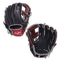 """Rawlings R9 11.50"""" Adult Baseball Infield Glove R9314-2BSG I Web Narrow Fit"""