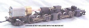 MANTUA HO SCALE 2-6-6-2 LOCOMOTIVE CAN MOTOR FLYWHEEL UPGRADE KIT