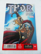 Thor : Crown of Fools 1 .    Marvel 2013  -   VF / NM