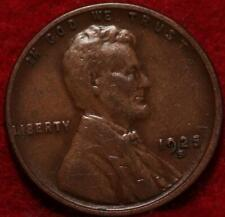 1925-S San Francisco Mint Copper Lincoln Wheat Cent