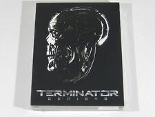 Terminator Genisys 3D+2D Blu-ray Steelbook FilmArena FAC #729/1000