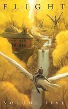Flight Vol. 5 by Kazu Kibuishi (2008, Paperback) m1