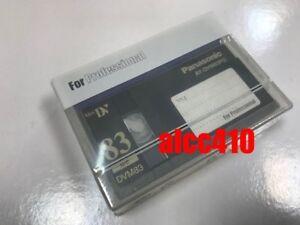 Panasonic DVM83 Mini DV Tape Cassette AY-DVM83PQ Brand New Made in Japan