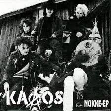 "Kaaos Nukke 7"" Havoc Records pressing"