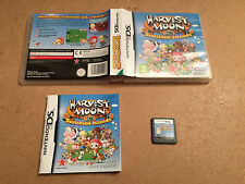 Harvest Moon Sunshine Islands - Nintendo DS (NDS) TESTED/WORKING