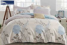 M288 King Size Bed Duvet/Doona/Quilt Cover Set Brand New