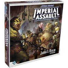 Star Wars Imperial Assault Jabba's Realm Campaign Expansion