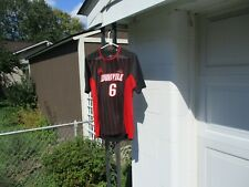 Louisville Cardinals Acc Ladies Soccer Jersey Small Awesome!