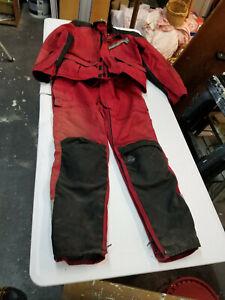 Aerostitch Roadcrafter 2 Piece Suit, Jacket 44L Pants 44L