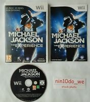 MICHAEL JACKSON The EXPERIENCE [Wii] - COMPLETE -