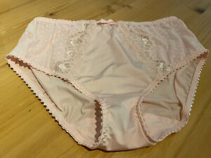 PrimaDonna Couture Full Brief in Pale Pink. Style No 0562581 Size L (UK 14) NWOT