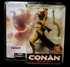 McFarlane Toys Conan Series 1 Belit Action Figure New from 2004