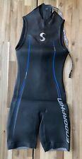 Mens Synergy Triathlon Ironman Wetsuit Endorphin Sleeveless Quick John ~ Size S3