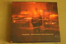 Riverside - Anno Domini High Definition CD+DVD - NEW SEALED
