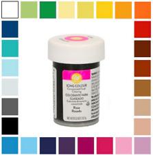 Wilton Lebensmittelfarbe Farben Rainbowcolours Hochkonzentriert freie Farbwahl