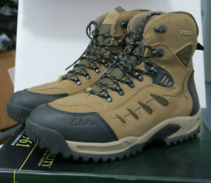 Cabela's Men's SNOW RUNNERS Thinsulate Insulated Winter Boots 11.5D Brown/Olive