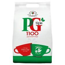PG Tips 1100 bolsas de 1 taza de té catering británico Expat té a granel Venta Mayorista