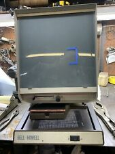 Bell & Howell R905 Microfiche Reader